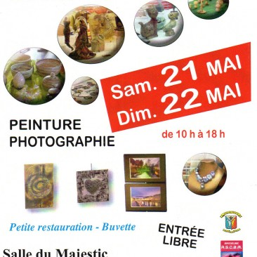 Exposition artistes et artisans