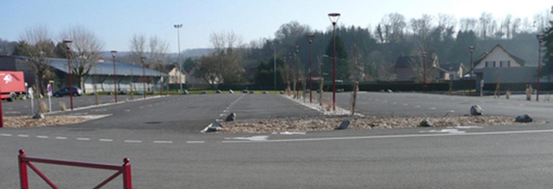 Parking CCP